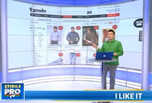 Tzoale.ro - I LIKE IT la Pro TV