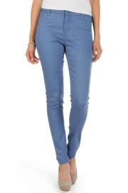 Blugi Skinny Vero Moda Wonder Colour Denim Jeggings Bijou Blue