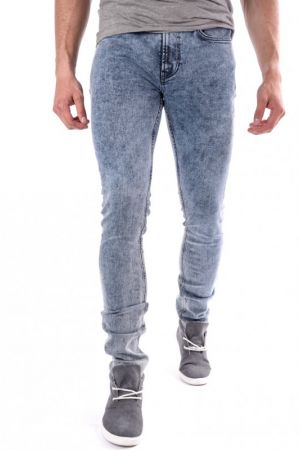 Blugi Barbati Only&Sons Avi Skinny Fit Blue Snow
