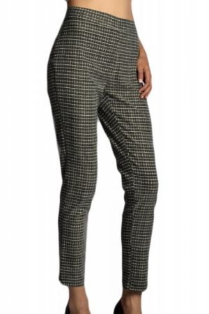 Colanti Bumbac Pulz Black Checked