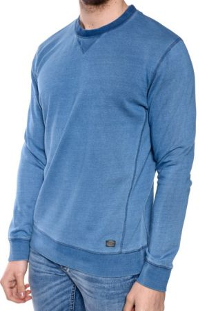 Bluza Barbati Jack&Jones Jjveldon Sweat Crew Neck Light Indigo