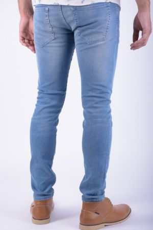 Blugi Barbati Jack&Jones Glenn Classic Jos 875 Light Blue Denim Slim Fit