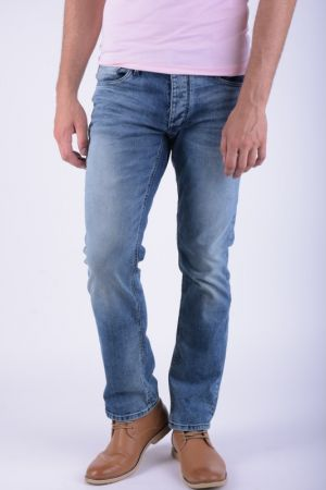 Blugi Barbati Jack&Jones Clark Original Jos 432 Medium Blue Denim Regular Fit