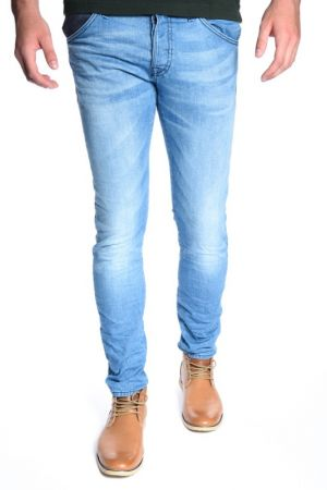 Blugi Barbati Jack&Jones Glenn Fox Bl562 Blue Denim Slim Fit