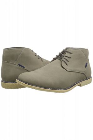 Ghete Barbati Blend Footwear Tamac Brown