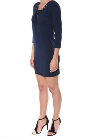 Rochie Sisters Point Nipi Navy
