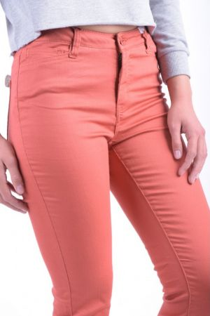 Pantaloni Dama Vero Moda Wonder Color Denim Hot Sauce