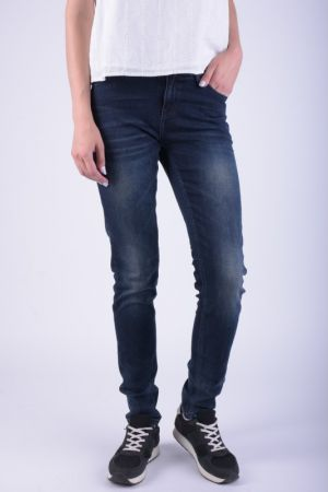 Blugi Bumbac Denim Hunter Ciss Custom Slim Fit Bleomarin