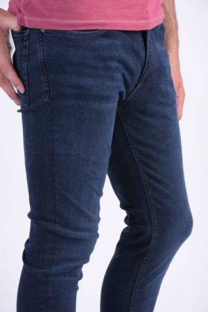 Blugi Jack&Jones Liam Original Jj912 Skinny Fit Blue Denim
