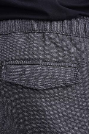 Pantaloni Casual Selected Mason Slim Fit Negru