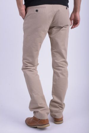 Pantaloni Selected Three Paris Chino Pant Sand
