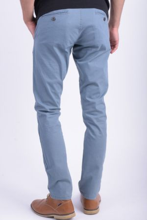 Pantaloni Selected Three Paris Blue Mirage