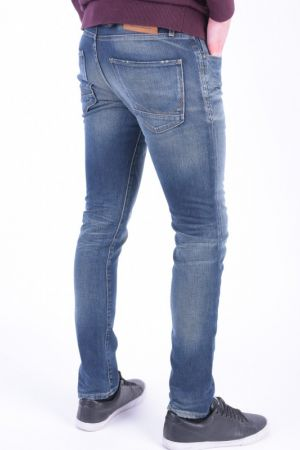 Blugi Jack&Jones Glenn Pge Bl 708 Slim Fit Blue Denim