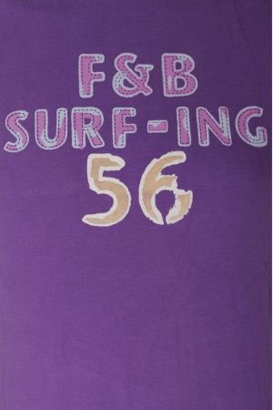 Tricou Barbati Fresh Issy Purple