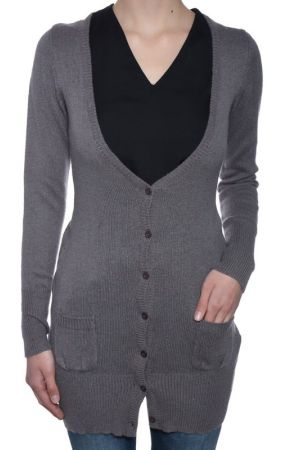 Cardigan Lung Bumbac Urban Surface Marita Tove