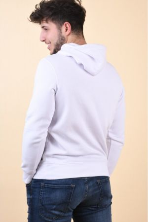 Hanorac Jack&Jones Booster White