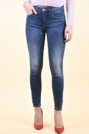Blugi Only Kendell Reg Cre178067 Medium Blue Denim