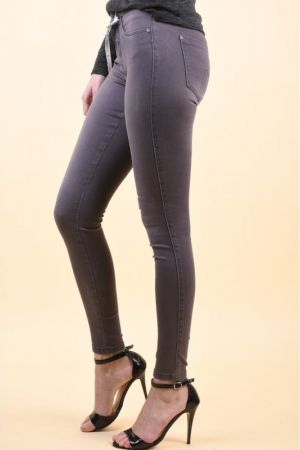 Blugi Only Royal Reg Pim900 Medium Grey Denim