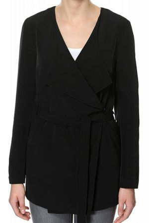 Trench Dama Vero Moda Helle Short Black