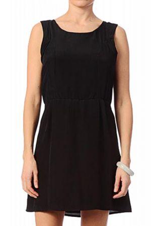 Rochie Vero Moda Muka Black Dress
