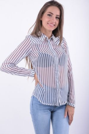 Camasa Dama Vero Moda Mini Ship Stripe