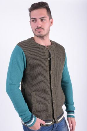 Cardigan Barbati Only&Sons Brixton Knit Olive