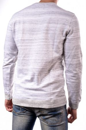 Bluza Barbati Jack&Jones Cojake Surf The Web White Melange