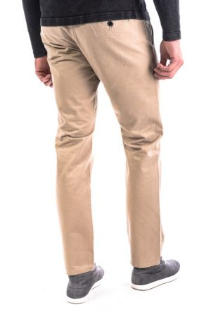 Pantaloni Barbati Selected Three Paris Sand Chino