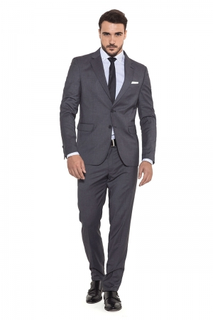 Costum Diasim SLIM FIT - Gri