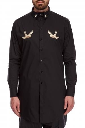 Camasa Golden Birds Shirt Half Of Me