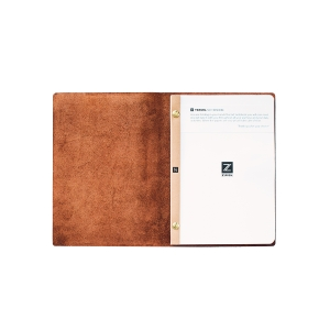 Agenda ZURIELL Pocket Notebook