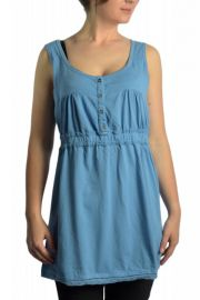 Top Mama Licious Faith Feed Dolce Blue