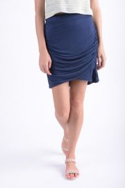 Fusta Sorbet Thea Camp Dress Blue