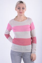 Bluza Dama Culture Caileigh Knit Blouse Rose Mix