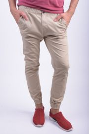 Pantaloni Casual Selected Hawn Slim Fit Bej