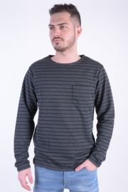 Bluza Only&Sons Pally Fitted Gri Inchis