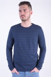 Bluza Only&Sons Onspanno Ls Fitted Tee Dress Blues