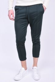 Pantaloni Only&Sons William 3/4 Track Verde Inchis