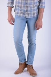 Blugi Barbati Fresh Kim Light Blue Denim