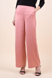 Pantaloni Vila Alice Hwre Rose Tan