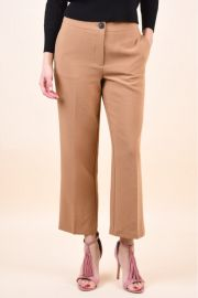 Pantaloni Only Susie Cent Mid Straight Tobacco Brown