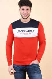 Bluza Jack&Jones Hakedowns Fiery Red