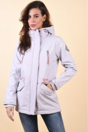 Geaca Sublevel D6836A43341B Light Grey