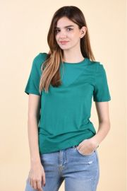 Tricou Only Mette Cadmium Green