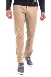 Pantaloni Selected Three Paris Sand Chino Pants Sand