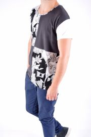 Tricou  handmade  Different  Cut