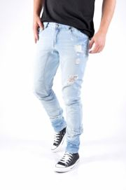 Jeans  Different  Cut  cu  tocituri