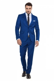 Costum Diasim SLIM FIT - Blue Ink