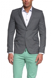 Sacou Selected Homme One Tax Dime Blazer - de Barbati