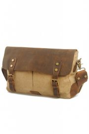 Geanta de umar URBAN BAG Little Oxford - Khaki